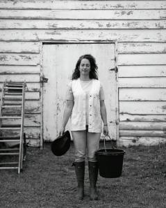 Melissa Hughes Portrait