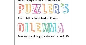 "Mathematics Professor to Release ""The Puzzler's Dilemma"""