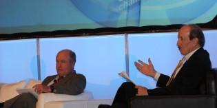 President Benson Moderates Economic Forecasting Panel