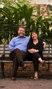 Steve and Emily Swanson