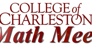 High School Students to Attend College of Charleston Math Meet