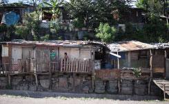 Shanty, Honduras