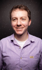Physics and astronomy professor Joe Carson