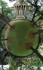 Cistern Yard, College of Charleston
