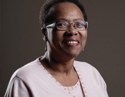 Campus Icon: Patricia Clark