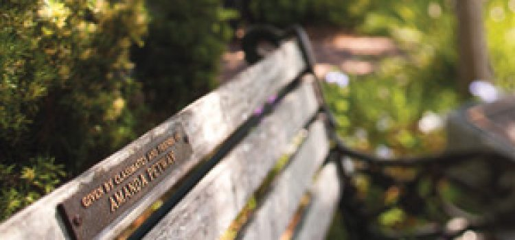 Amanda Petway '90 Memorial Garden
