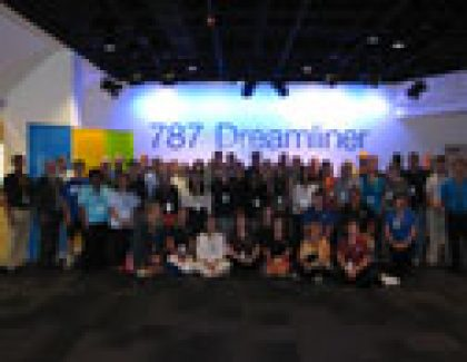 College Employees Experience Boeing's DreamLearners Program