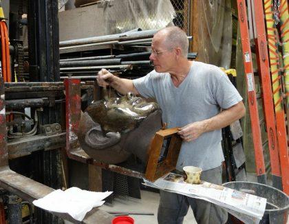 Art Professor is Finalist for Prestigious Art Prize