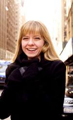Carol Hannah Whitfield '07, CofC alumna