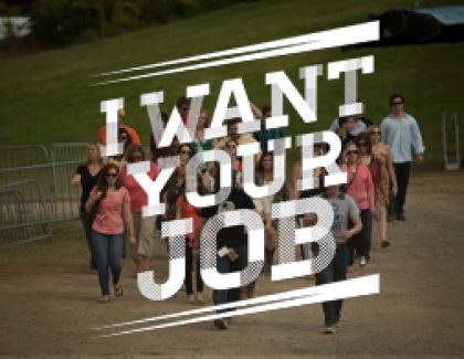 I Want Your Job: Zac Brown Band Representative