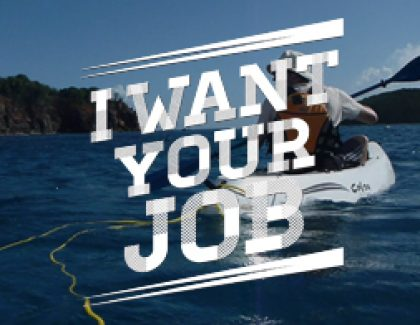 I Want Your Job: Mapping the Ocean Floor
