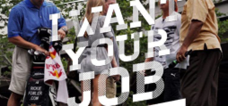 I Want Your Job: VP at Sports and Entertainment Agency