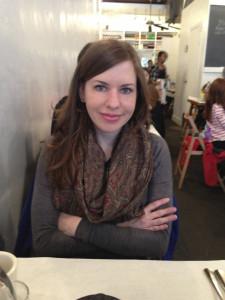 Katherine Borkowski '05, Digital Resources Librarian