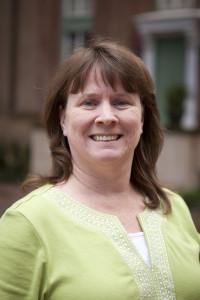 Karen Smail, associate professor of physical education.