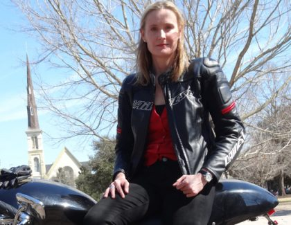 Motorcycle-Riding History Professor Pens New Book on Dixie Highway
