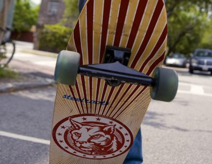 Stoked: Skateboarders Get Rights and Civics Lesson