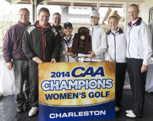 W Golf CAA Champ