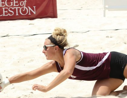 Sand Volleyball Team Closes Season Amid Sport's Rapid Growth