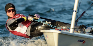 Women's Sailing Team Qualifies for National Championships