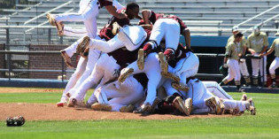 Cougar Baseball Wins CAA Tournament, Punches NCAA Ticket