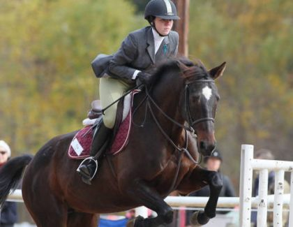 Equestrian Team Takes Second Place in National Championship