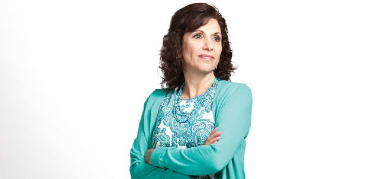 Susan Simonian is Psyched About Teaching