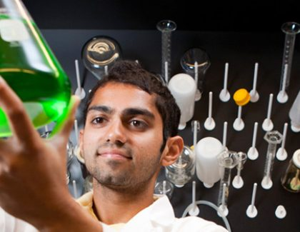 Chemical Conversion: Science Grads Turn Internships into Jobs