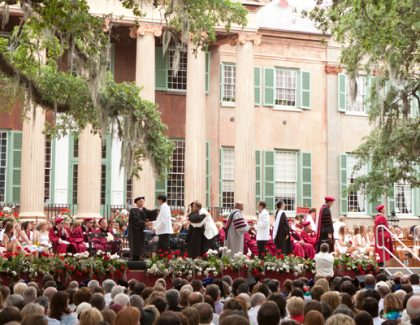 College Awards Five Honorary Degrees at Spring Commencements