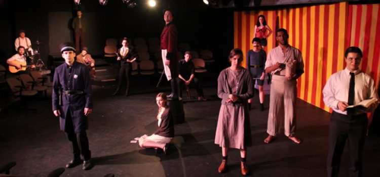Student-Run Theatre Group Stages Play for Piccolo Spoleto
