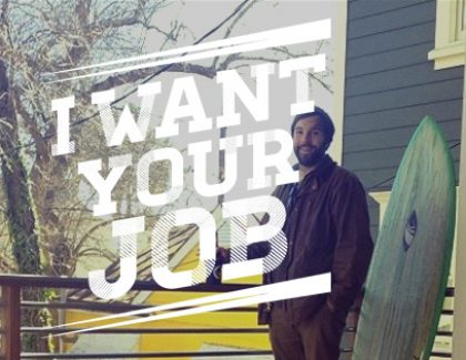 I Want Your Job: Entrepreneur