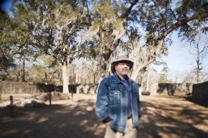 Jim Newhard, director of the archaeology program