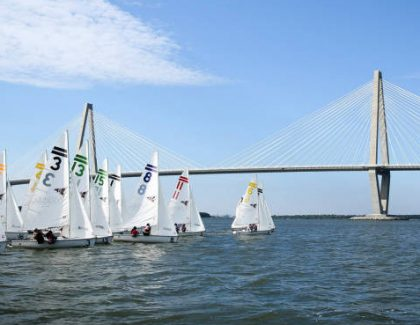 Co-Ed Sailing Team Seeks to Repeat as National Champions