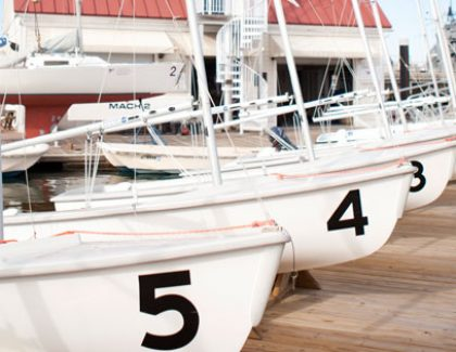 Veterans Come Together for Sailing Clinic at College of Charleston