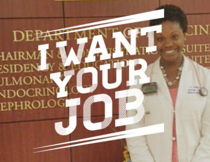 I Want Your Job: Internal Medicine Physician