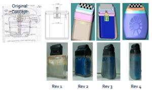 BlokRok prototypes