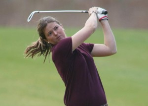 Joanna Klatten is the first Cougar to play on the LPGA Tour