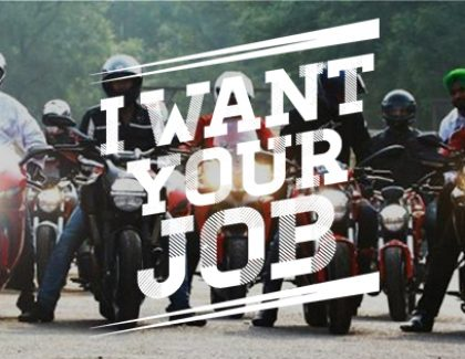 I Want Your Job: Manager for Ducati China