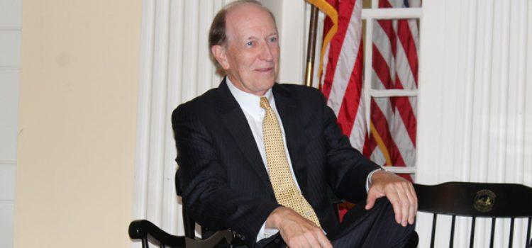 College of Charleston Bids Farewell to President Benson