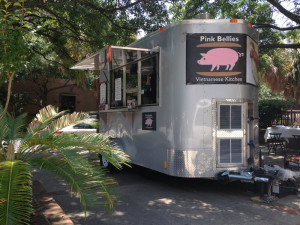 Pink Bellies Food Truck
