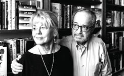 Rosemary Powell James and Joseph DeSalvo