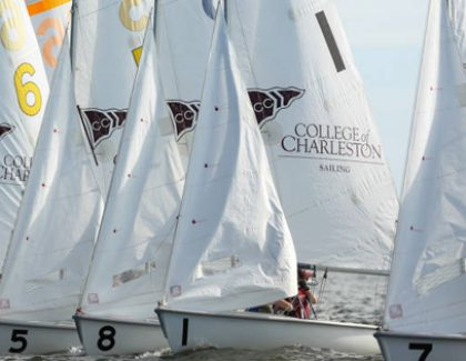 Sailing Teams Place 8th and 9th, Prepare for Co-ed Championships