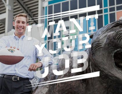 I Want Your Job: Corporate Partnerships for Jacksonville Jaguars