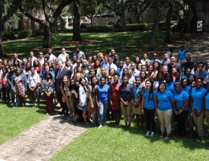 Program Eases Transition for Multicultural and First-Generation Students