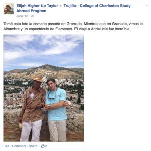 Spanish Facebook