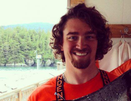 Summer Internship in Alaska Gets Biology Major Up-close to Nature