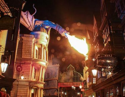 Experts: Wizarding World of Harry Potter will Continue to Enchant, Attract Fans
