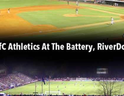 Cougar Nation Invited to Special Events with Battery Soccer and RiverDogs Baseball