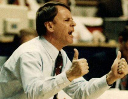 Legendary Cougar Coach John Kresse Receives Lapchick Character Award