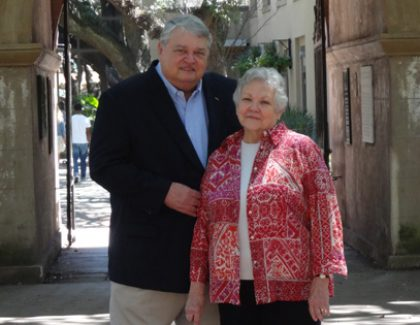 Why Your Grandparents Love the College of Charleston Too