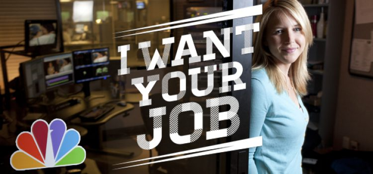 I Want Your Job: Producer for NBC's TODAY Show